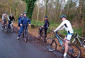 Oaksey PHEW bike ride
